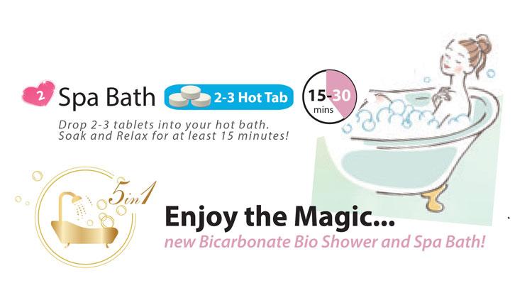 new eco conscious soap and shampoo tablets Amane Heavenly Rain